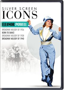 Silver Screen Icons: Legends - Eleanor Powell