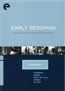 Early Bergman (Criterion Collection - Eclipse Series 1)
