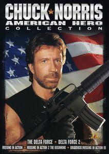 Chuck Norris American Hero Collection