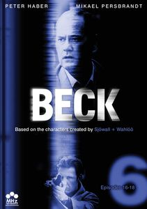 Beck: Episodes 16-18 , Ingvar Hirdwall