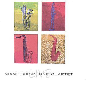 Miami Saxophone Quartet Live