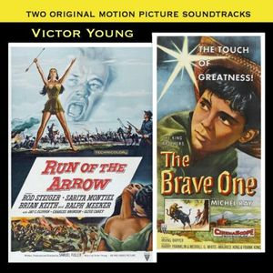 Run of the Arrow /  The Brave One (Original Soundtrack) [Import]