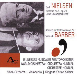 Symphony 4 /  Cello Concerto