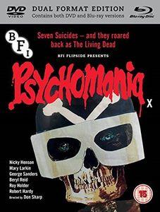 Psychomania (1973) [Import]