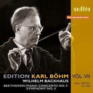 Piano Concerto 4 & Symphony 4