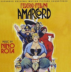Amarcord (Original Soundtrack) [Import]