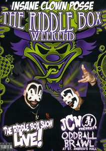 The Riddle Box Weekend