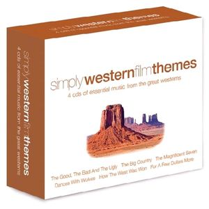 Simply Western Film Themes (Original Soundtrack) [Import]
