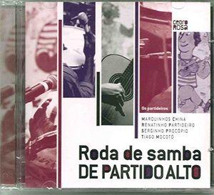 Roda de Samba de Partido Alto [Import]