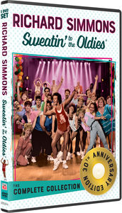 Richard Simmons: Sweatin' to the Oldies: The Complete Collection (30th Anniversary Edition)