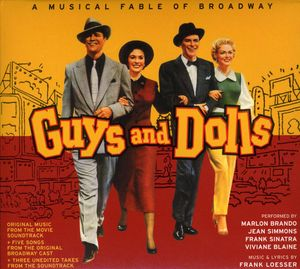 Guys and Dolls (Original Soundtrack) [Import]