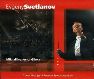 Anthology of Russian Symphony Music