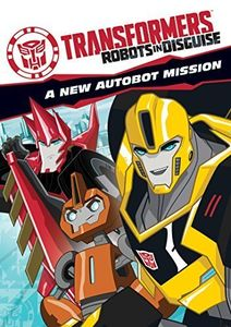 Transformers Robots in Disguise: A New Autobot Mission