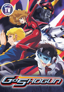 Goshogun: Complete Tv Series
