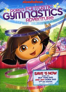 Dora the Explorer: Dora's Fantastic Gymnastic Adventure