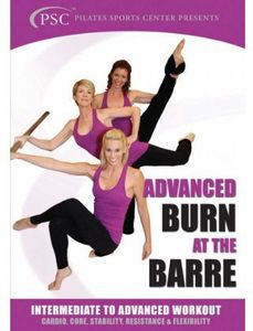 Burn at the Barre Intermediate to Advanced Workout