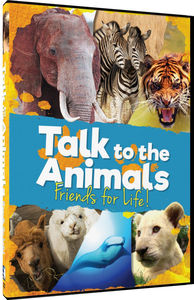 Talk to the Animals Friends for Life (1 DVD 9)