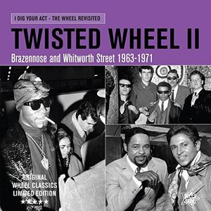 Twisted Wheel II:I Dig Your Act /  Various [Import]