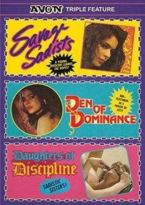 Savage Sadists /  Den of Dominance /  Daughters of