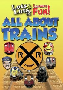 Lots And Lots of Learning Fun: All About Trains