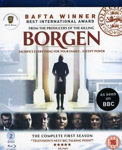 Borgen (Blu-ray) (Region B) [Import]