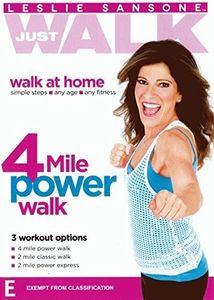 Leslie Sansone Just Walk-4 Mile Power Walk [Import]