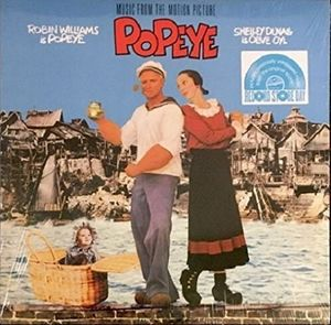 Popeye (Music From the Motion Picture)