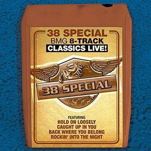 Bmg 8-track Classics Live , .38 Special