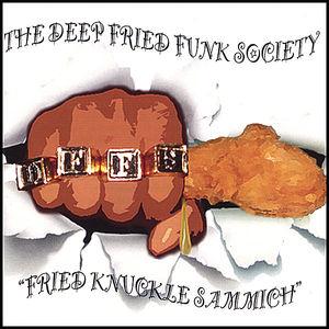 Fried Knuckle Sammich