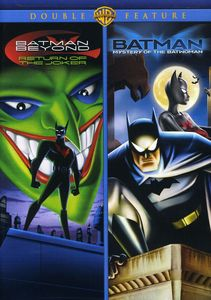 Batman Beyond: Return Joker & Batman: Mystery of