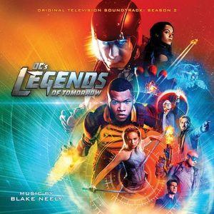 Dc's Legends of Tomorrow : Season 2: Limited Edition (score)