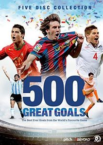 500 Great Goals [Import]