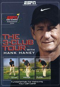 Espn Golf Schools: The 3-Club Tour