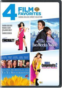 4 Film Favorites: Sandra Bullock Comedy Collection