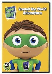 Super Why!: Around The World Adventure (Face)