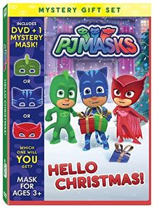 PJ Masks: Hello Christmas Mystery Mask Gift Set