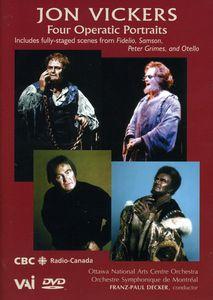 4 Operatic Portraits