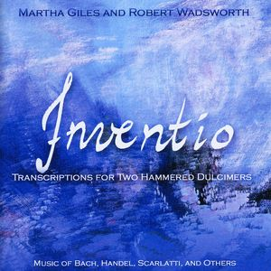 Inventio: Transcriptions for Two Hammered Dulcimer