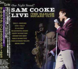 One Night Stand-Harlem Live