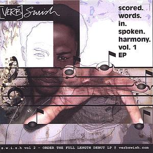 Scored Words in Spoken Harmony 1