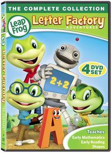 Leapfrog Letter Factory Adventures