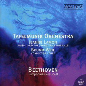 Symphonies Nos. 7 & 8