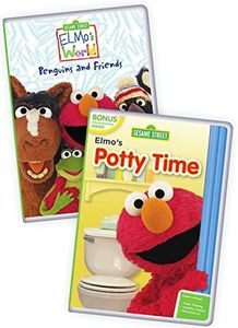 Elmo's Potty Time /  Elmo's World: Penguins and Friends