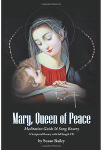 Special Book & CD: 'Mary*Queen of Peace Meditati