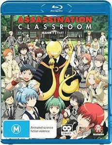 Assassination Classroom Part 1: Eps 1-11 [Import]