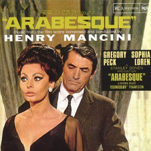 Arabesque (Original Soundtrack)