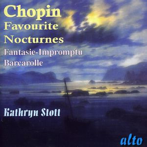 Favourite Nocturnes /  Fantasie Impromptu
