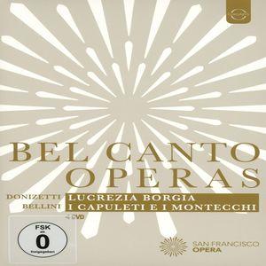 Belcanto Operas - San Francisco Opera