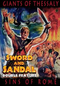 Sword and Sandal Double Feature