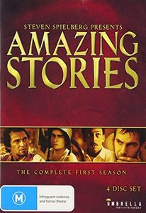 Amazing Stories: The Complete First Season [Import]